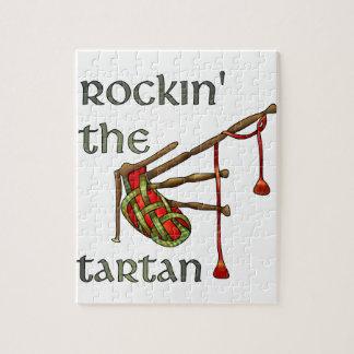 Rockin the Tartan Puzzles