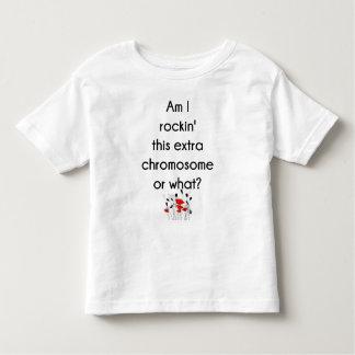 Rockin' This Extra Chromosome Toddler T-shirt