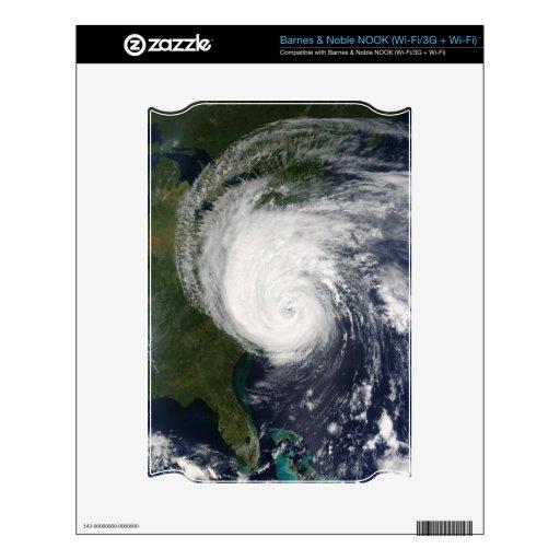 Rockin tiene gusto de un huracán calcomanía para NOOK