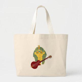 Rockin Tut Canvas Bags