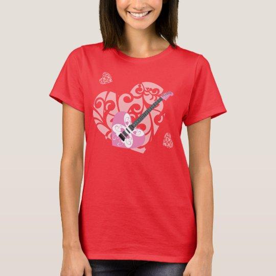Rockin' Valentine T-Shirt