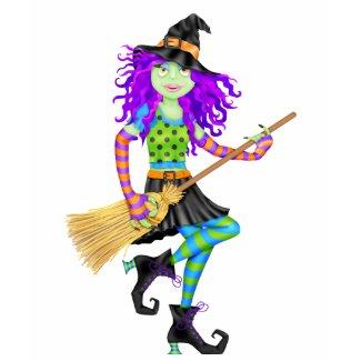 Rockin' Witch - SRF shirt