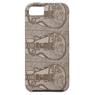 Rockin' with Class Guitar Case iPhone 5 Cases