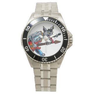 Rockin' Wolf watch