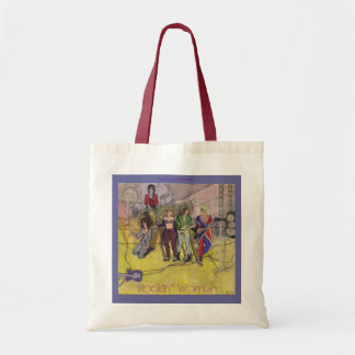 Rockin' Women Tote Bag