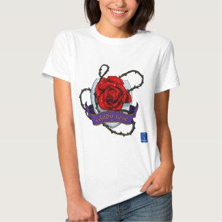 Rocking Candy Rose T Shirt