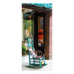 Rocking Chair by the Boutique Full Color Rack Card