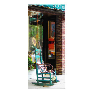 Rocking Chair by the Boutique Rack Card