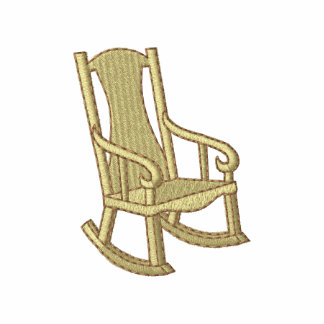 Rocking Chair Embroidered Shirt