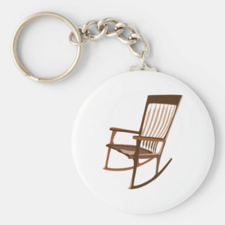 Rocking Chair Keychain
