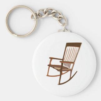 Rocking Chair Key Chains