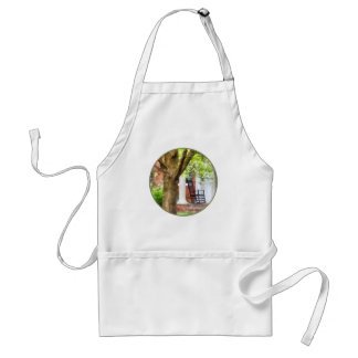 Rocking Chair on Porch Adult Apron