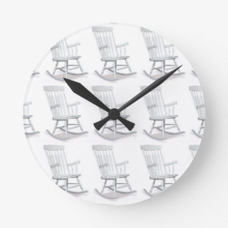 **ROCKING CHAIR** (OR ROCKER OR ROLLER) CLOCK