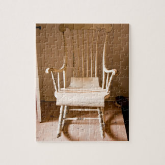 Rocking chair puzzle