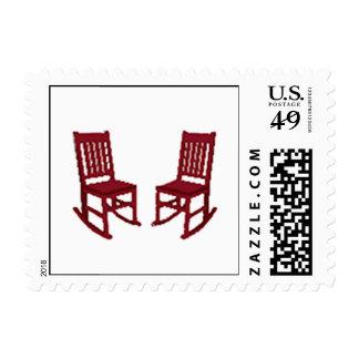 Rocking Chair Stamp
