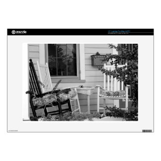 Rocking Chairs Laptop Decals