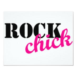 Rocking Chick Card