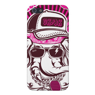 Rocking Ganesha Cover For iPhone 5