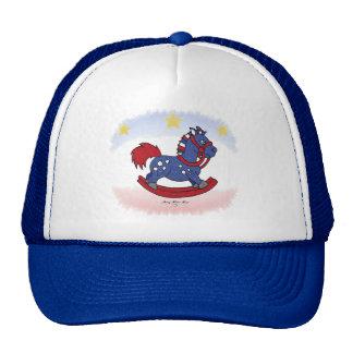 Rocking Horse - Americana Trucker Hat