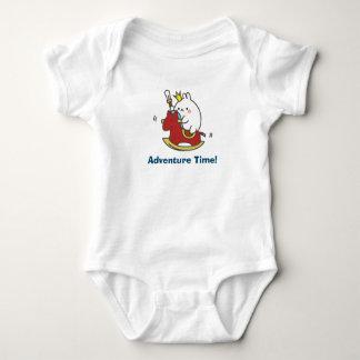 Rocking Horse Bunny Baby Bodysuit