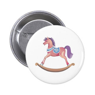 ROCKING HORSE BUTTONS