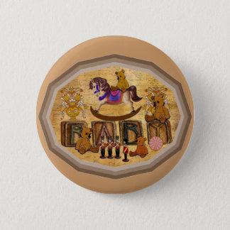 Rocking Horse Button
