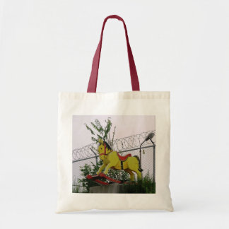 Rocking Horse Canvas Bag