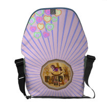 Rocking Horse Diaper Bag