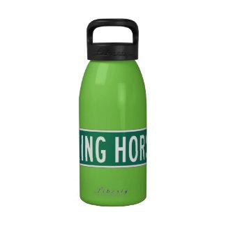 Rocking Horse Drive, Street Sign, California, US Drinking Bottles