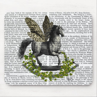 Rocking Horse Fly 2 Mouse Pad