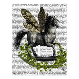 Rocking Horse Fly 2 Postcard