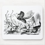 Rocking-horse-fly Mouse Pads