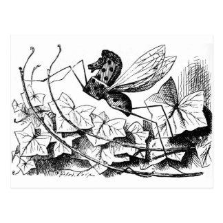 Rocking-horse-fly Postcard