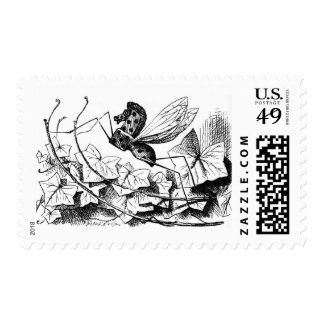 Rocking-horse-fly Stamp