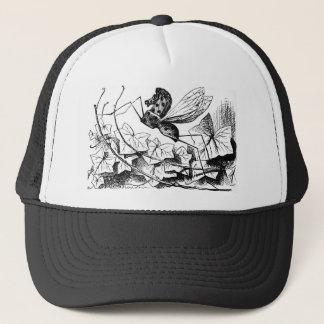 Rocking-horse-fly Trucker Hat