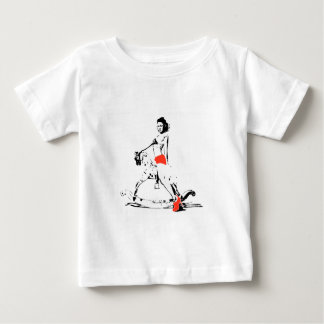 ROCKING HORSE GIRL! BABY T-Shirt