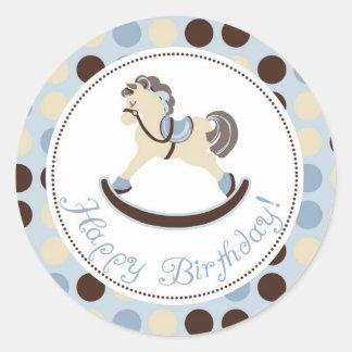 Rocking Horse HB Sticker
