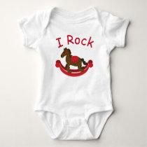 Rocking Horse Infant Bodysuit