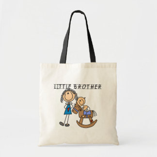 Rocking  Horse Little Brother Tshirts Budget Tote Bag