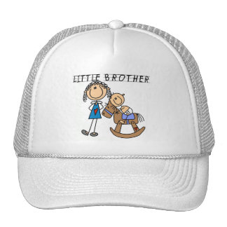 Rocking  Horse Little Brother Tshirts Trucker Hat