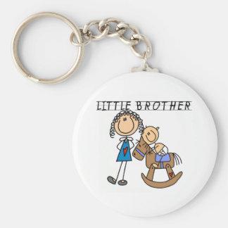 Rocking  Horse Little Brother Tshirts Keychain