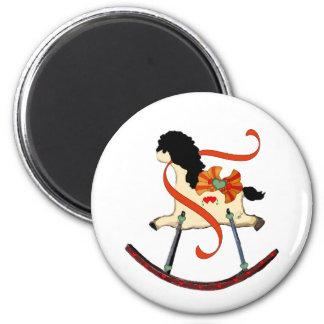 Rocking Horse Magnet