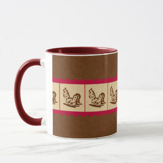 Rocking Horse March Mug