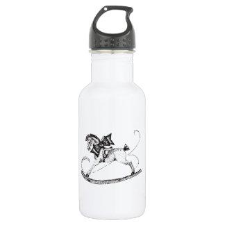 Rocking Horse 18oz Water Bottle