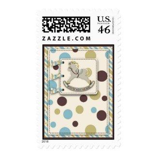 Rocking Horse Stamp