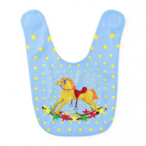 Rocking Horse Star Ride Bib