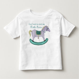 Rocking Horse - Traditional Toys (pastel) Tee Shirt
