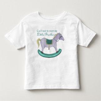 Rocking Horse - Traditional Toys (pastel) Toddler T-shirt