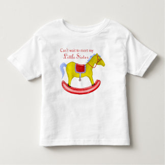 Rocking Horse - Traditional Toys (Primary Colours) Tees
