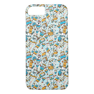 Rocking Little Robots iPhone 7 Case